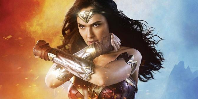 The wonder of Wonder Woman